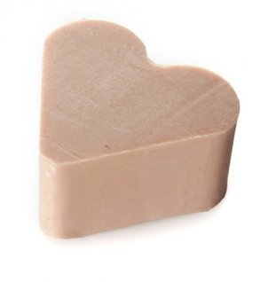 Soap Bars Heart soap Berry