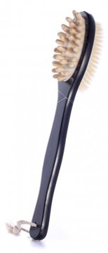 Textile 2-faced Brush For bath