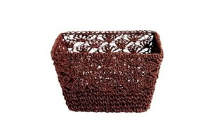 Home Accessories Basket Crochet XXS - Brown