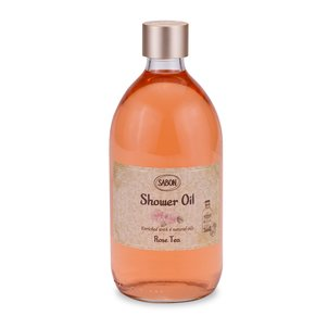 Body Wash Shower Oil Rose Tea