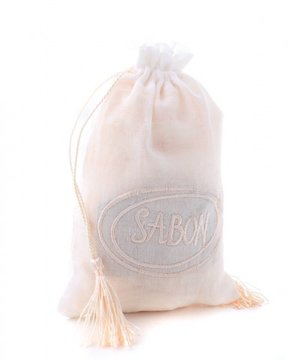 Candles Cotton Bag Beige - Medium
