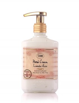 Hand Care Hand Cream - Bottle Lavender - Rose