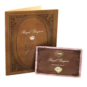 Gifts Preferred Client Card Royal Passport