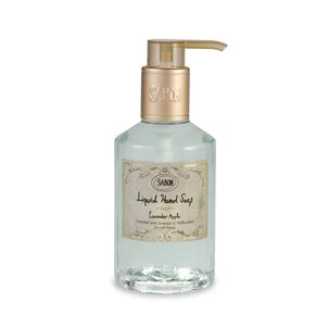 Hand Soap - Round Bottle Lavender- Apple