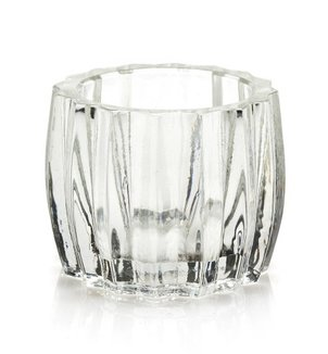 Home Accessories Glass for candle flakes Poligon