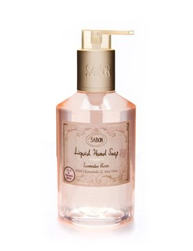 Silky Body Milk Hand Soap - Round Bottle Lavender - Rose