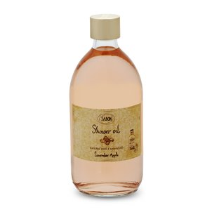 Mineral Powder Shower Oil Lavender - Apple