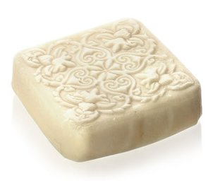 Soap Bars Decorative Soap White