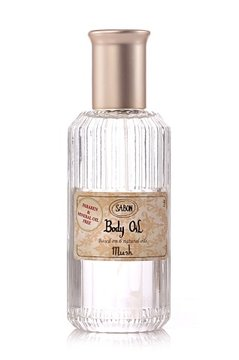 Nails Body Oil Musk