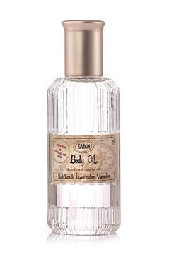 Body Lotion Body Oil Patchouli - Lavender - Vanilla