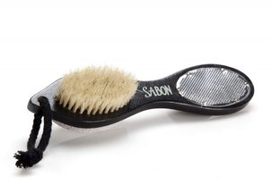 Nails 2-faced Foot brush For bath